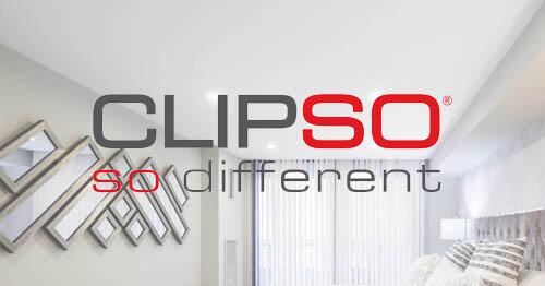 Каталог потолков Clipso новые поступления