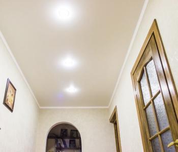 Тканевый потолок линии