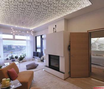Эксклюзивный натяжной потолок
